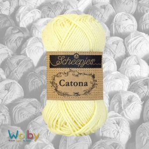 Catona 101 - Candle Light / Geel