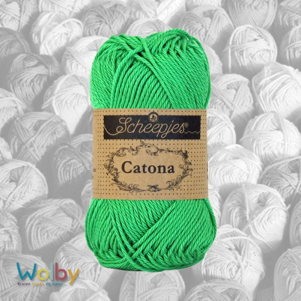 Catona 389 – Apple Green / Appel Groen