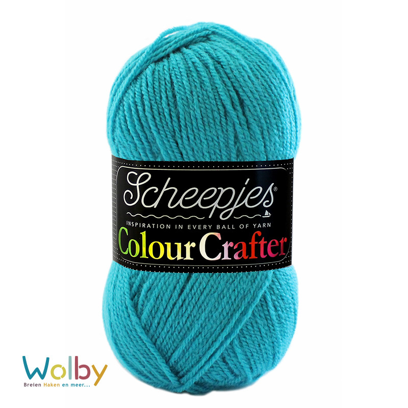 Scheepjes Colour Crafter 2015 Bastogne