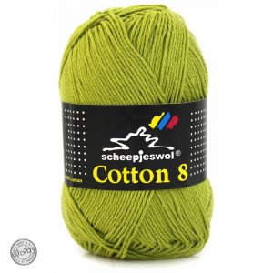 Cotton 8 - 669 - Groen