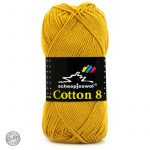 Cotton 8 – 722 – Mosterd Geel