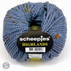 Highlands 509 - Blauw