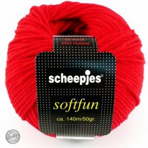 Soft Fun 2410 - Rood
