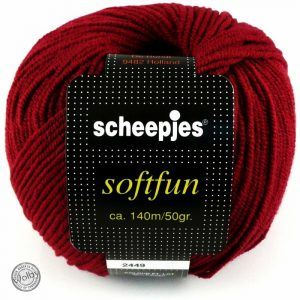 Soft Fun 2492 - Bordeaux Rood