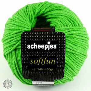 Soft Fun 2517 - Groen