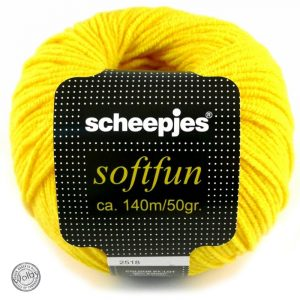 Soft Fun 2518 - Geel