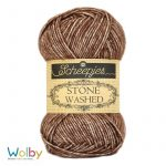 Stone Washed 822 – Brown Agate – Bruin