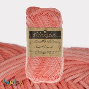Sunkissed 11 - Peach Ice / Zacht Oranje