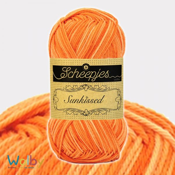 Sunkissed 12 – Beach Hut Orange / Oranje
