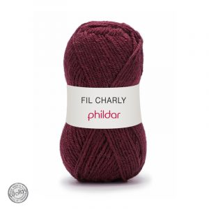 Charly 024 - Bourgogne / Bordeaux Rood