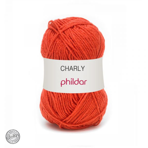 Charly 003 – Capucine / Kers Rood