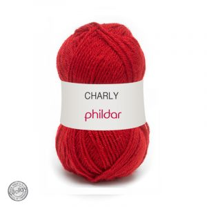 Charly 005 - Pavot / Donker Rood