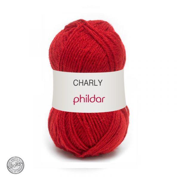 Charly 005 – Pavot / Donker Rood