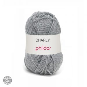 Charly - Flanelle / Grijs