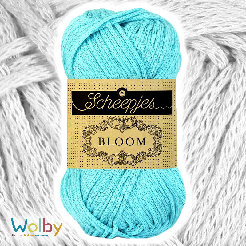 Bloom 419 - Forget-me-not / Turquoise