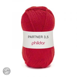 Partner 3,5 - 084 Rouge / Rood