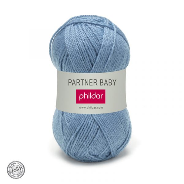 Partner Baby 13 Denim / Jeans Blauw