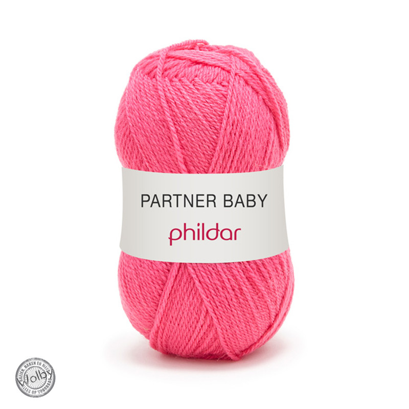 Partner Baby 18 Berlingot / Hard Roze