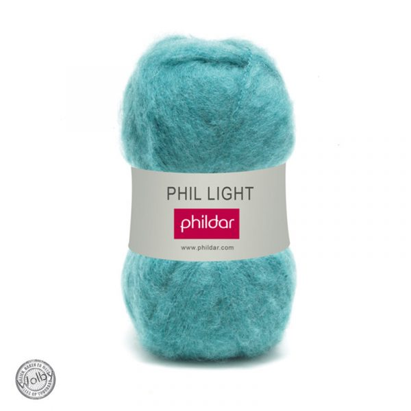 Phil Light – 12 Eucalyptus / Fel Blauw