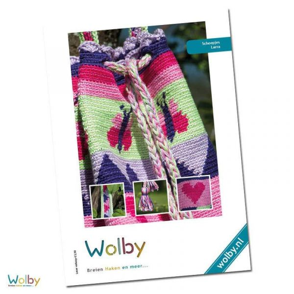 Wolby tapestry tas