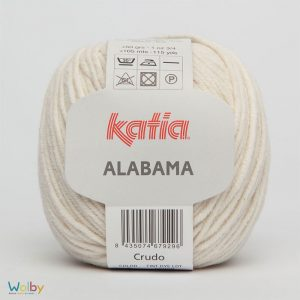 Katia Alabama 03 - Crudo / Ecru