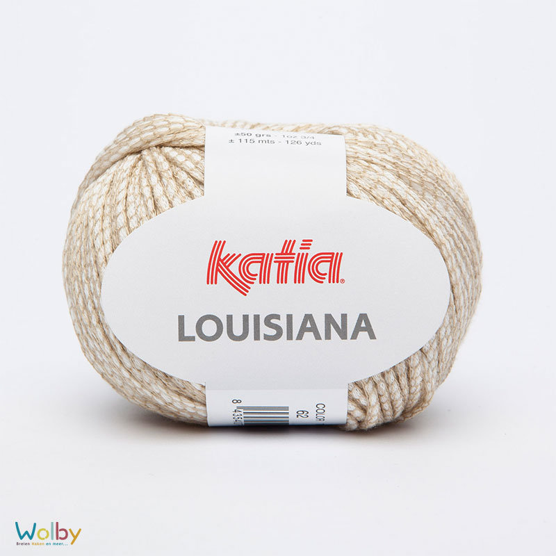 Katia Louisiana 62 - Beige