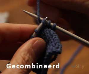 Combined Knitting