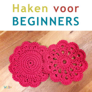 Workshop haken voor beginners.