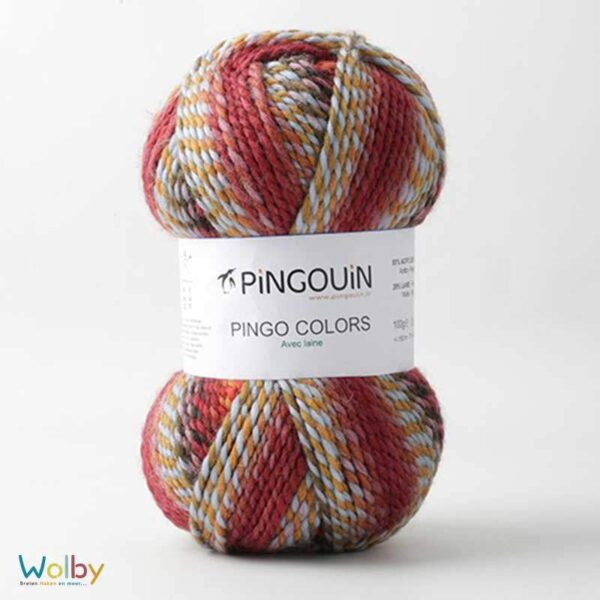 Pingo Colors – Bordeaux